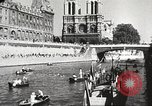 Image of swimmer Jean Taris Paris France, 1934, second 57 stock footage video 65675061014