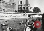 Image of swimmer Jean Taris Paris France, 1934, second 58 stock footage video 65675061014