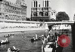 Image of swimmer Jean Taris Paris France, 1934, second 60 stock footage video 65675061014