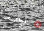 Image of swimmer Jean Taris Paris France, 1934, second 61 stock footage video 65675061014