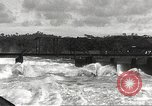 Image of flood water Gatun Panama, 1934, second 37 stock footage video 65675061030