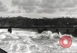 Image of flood water Gatun Panama, 1934, second 38 stock footage video 65675061030