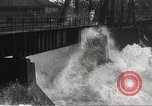 Image of flood water Gatun Panama, 1934, second 45 stock footage video 65675061030