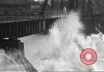 Image of flood water Gatun Panama, 1934, second 48 stock footage video 65675061030