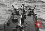 Image of United States battleships in exercise maneuvers Atlantic Ocean, 1918, second 7 stock footage video 65675061042
