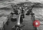 Image of United States battleships in exercise maneuvers Atlantic Ocean, 1918, second 13 stock footage video 65675061042