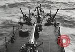 Image of United States battleships in exercise maneuvers Atlantic Ocean, 1918, second 18 stock footage video 65675061042