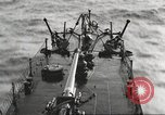 Image of United States battleships in exercise maneuvers Atlantic Ocean, 1918, second 19 stock footage video 65675061042