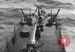 Image of United States battleships in exercise maneuvers Atlantic Ocean, 1918, second 22 stock footage video 65675061042