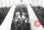 Image of Ninth Battleship Division Scotland, 1917, second 39 stock footage video 65675061054