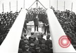 Image of Ninth Battleship Division Scotland, 1917, second 40 stock footage video 65675061054
