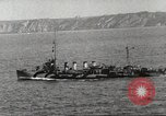 Image of Ninth Battleship Division Scotland, 1917, second 58 stock footage video 65675061054
