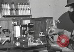 Image of air sampling kit United States USA, 1953, second 57 stock footage video 65675061078