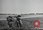 Image of American soldiers fire mortar in World War I United States USA, 1944, second 31 stock footage video 65675061086