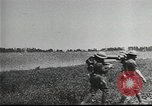 Image of American soldiers fire mortar in World War I United States USA, 1944, second 32 stock footage video 65675061086