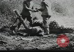 Image of American soldiers fire mortar in World War I United States USA, 1944, second 35 stock footage video 65675061086