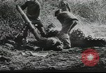 Image of American soldiers fire mortar in World War I United States USA, 1944, second 36 stock footage video 65675061086