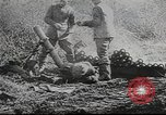 Image of American soldiers fire mortar in World War I United States USA, 1944, second 38 stock footage video 65675061086