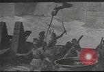 Image of American soldiers fire mortar in World War I United States USA, 1944, second 43 stock footage video 65675061086