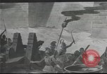 Image of American soldiers fire mortar in World War I United States USA, 1944, second 44 stock footage video 65675061086