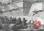Image of American soldiers fire mortar in World War I United States USA, 1944, second 47 stock footage video 65675061086