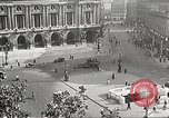 Image of Place de l'Opera during German occupation in World War II Paris France, 1942, second 13 stock footage video 65675061107