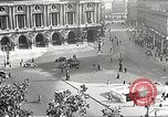 Image of Place de l'Opera during German occupation in World War II Paris France, 1942, second 14 stock footage video 65675061107