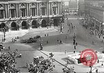 Image of Place de l'Opera during German occupation in World War II Paris France, 1942, second 15 stock footage video 65675061107