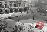 Image of Place de l'Opera during German occupation in World War II Paris France, 1942, second 16 stock footage video 65675061107