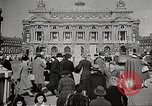 Image of Place de l'Opera during German occupation in World War II Paris France, 1942, second 17 stock footage video 65675061107