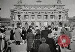 Image of Place de l'Opera during German occupation in World War II Paris France, 1942, second 18 stock footage video 65675061107