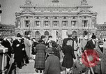 Image of Place de l'Opera during German occupation in World War II Paris France, 1942, second 19 stock footage video 65675061107