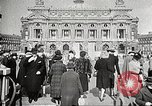 Image of Place de l'Opera during German occupation in World War II Paris France, 1942, second 20 stock footage video 65675061107