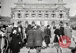 Image of Place de l'Opera during German occupation in World War II Paris France, 1942, second 21 stock footage video 65675061107