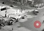 Image of Place de l'Opera during German occupation in World War II Paris France, 1942, second 34 stock footage video 65675061107