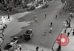 Image of Place de l'Opera during German occupation in World War II Paris France, 1942, second 39 stock footage video 65675061107