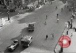 Image of Place de l'Opera during German occupation in World War II Paris France, 1942, second 42 stock footage video 65675061107