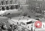 Image of Place de l'Opera during German occupation in World War II Paris France, 1942, second 46 stock footage video 65675061107