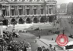 Image of Place de l'Opera during German occupation in World War II Paris France, 1942, second 47 stock footage video 65675061107