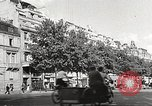 Image of Place de l'Opera during German occupation in World War II Paris France, 1942, second 53 stock footage video 65675061107