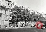 Image of Place de l'Opera during German occupation in World War II Paris France, 1942, second 54 stock footage video 65675061107