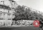 Image of Place de l'Opera during German occupation in World War II Paris France, 1942, second 55 stock footage video 65675061107