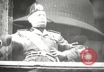 Image of Benito Mussolini Venice Italy, 1945, second 15 stock footage video 65675061113