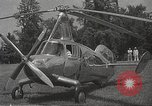 Image of autogyro rotorcraft Willow Grove Pennsylvania USA, 1940, second 5 stock footage video 65675061123