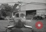 Image of autogyro rotorcraft Willow Grove Pennsylvania USA, 1940, second 12 stock footage video 65675061123