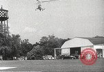 Image of autogyro rotorcraft Willow Grove Pennsylvania USA, 1940, second 27 stock footage video 65675061123