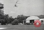 Image of autogyro rotorcraft Willow Grove Pennsylvania USA, 1940, second 28 stock footage video 65675061123
