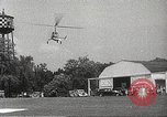 Image of autogyro rotorcraft Willow Grove Pennsylvania USA, 1940, second 29 stock footage video 65675061123