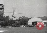 Image of autogyro rotorcraft Willow Grove Pennsylvania USA, 1940, second 30 stock footage video 65675061123