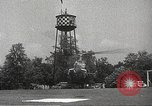Image of autogyro rotorcraft Willow Grove Pennsylvania USA, 1940, second 32 stock footage video 65675061123